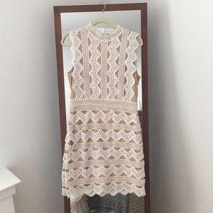 Lucy Paris Lace Dress